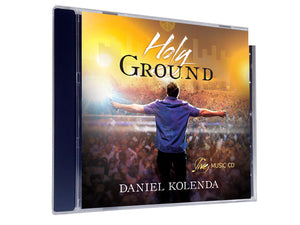 Holy Ground (Audio CD Only) - Christ For All Nations Store - Christian Products