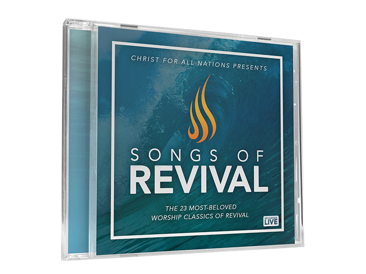 Songs of Revival (2-CD Set) - Christ For All Nations Store - Christian Products