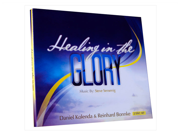Healing in the Glory (Digital Download)