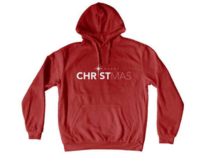 Merry Christmas (Hoodie) - Christ For All Nations Store - Christian Products