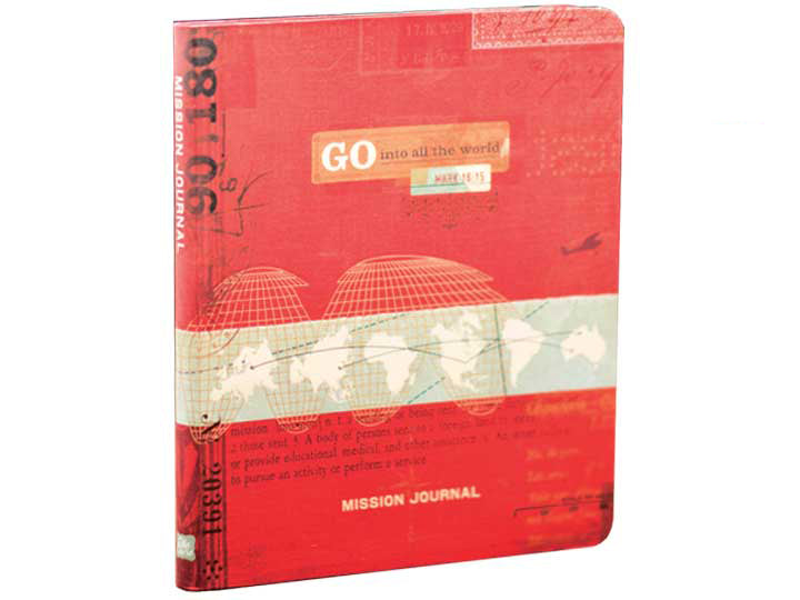 Executive Journal - Christ For All Nations Store - Christian Products