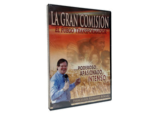 La Gran Comisión - Christ For All Nations Store - Christian Products