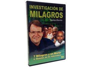 Investigación de Milagros - Christ For All Nations Store - Christian Products