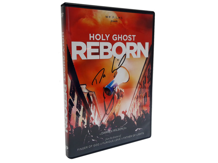 Holy Ghost Reborn - Christ For All Nations Store - Christian Products