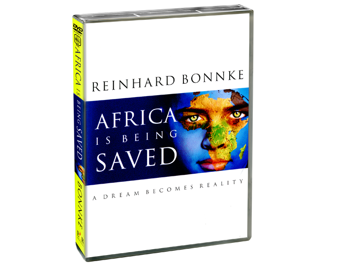 Africa Is Being Saved (DVD) - Christ For All Nations Store - Christian Products