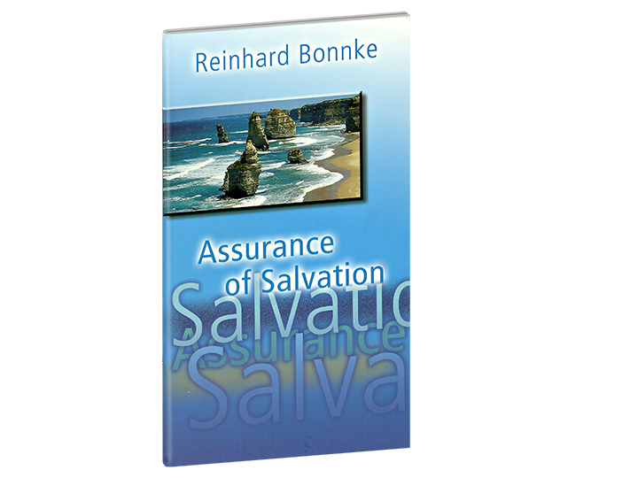 Assurance of Salvation - Christ For All Nations Store - Christian Products