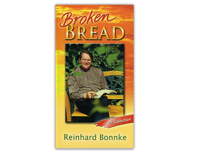 Broken Bread #3 - Christ For All Nations Store - Christian Products