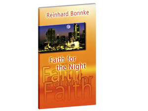 Faith for the Night - Christ For All Nations Store - Christian Products