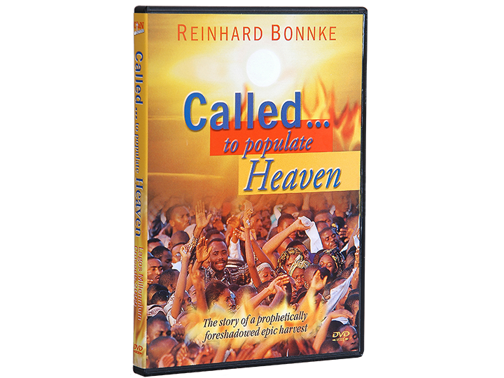 Called To Populate Heaven (DVD) - Christ For All Nations Store - Christian Products