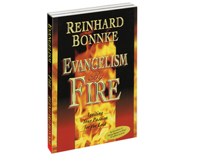 Evangelism by Fire -Companion Workbook - Christ For All Nations Store - Christian Products