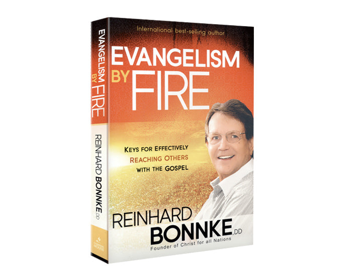Evangelism by Fire - Christ For All Nations Store - Christian Products