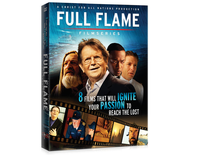 Full Flame Film Series (4 DVD's)