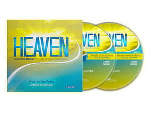 Heaven (2 CD's) - Christ For All Nations Store - Christian Products