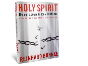 Holy Spirit: Revelation and Revolution - Christ For All Nations Store - Christian Products