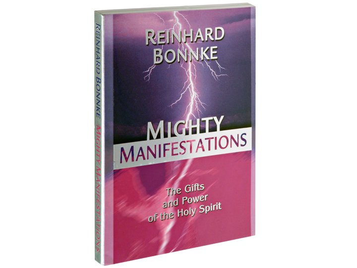 Mighty Manifestations companion workbook - Christ For All Nations Store - Christian Products