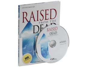 Raised from the Dead (DVD) - Christ For All Nations Store - Christian Products