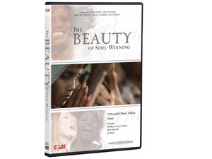 The Beauty of Soul-Winning (DVD) - Christ For All Nations Store - Christian Products