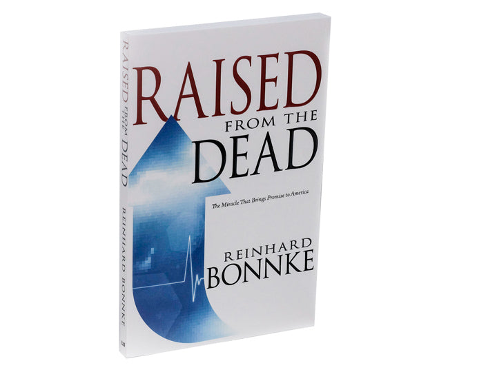 Raised From The Dead - Book (soft cover) - Christ For All Nations Store - Christian Products