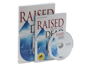 Raised From The Dead (Book) & (DVD) Pack