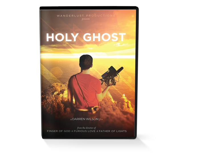 Holy Ghost Film (DVD) - Christ For All Nations Store - Christian Products