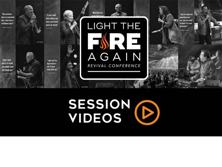 Light the Fire Again 2019 Pensacola Sessions (Digital Download)