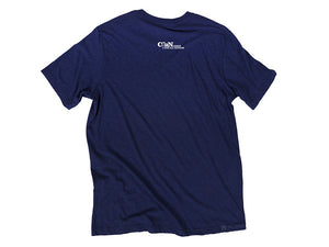 Ravenhill Quote (T-shirt, Navy)