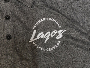 Official 2017 Lagos Crusade (Women's Polo Shirt)