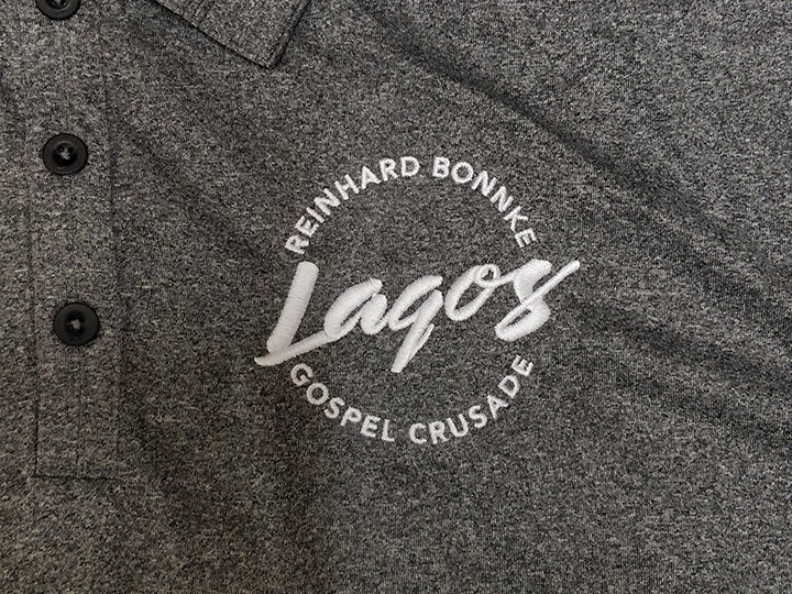 Official Lagos Crusade (Women's Polo Shirt)