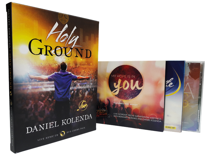 Holy Ground Worship Bundle