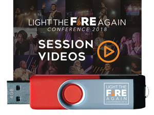 2018 Light the Fire Again Conference (USB)