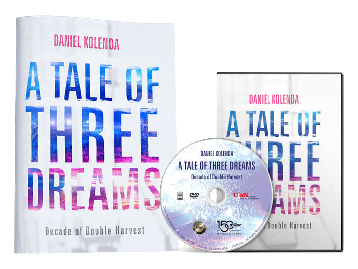 A Tale of Three Dreams DVD + Magazine