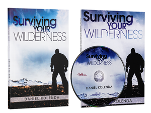 Wilderness Survival Pack (Book & DVD)