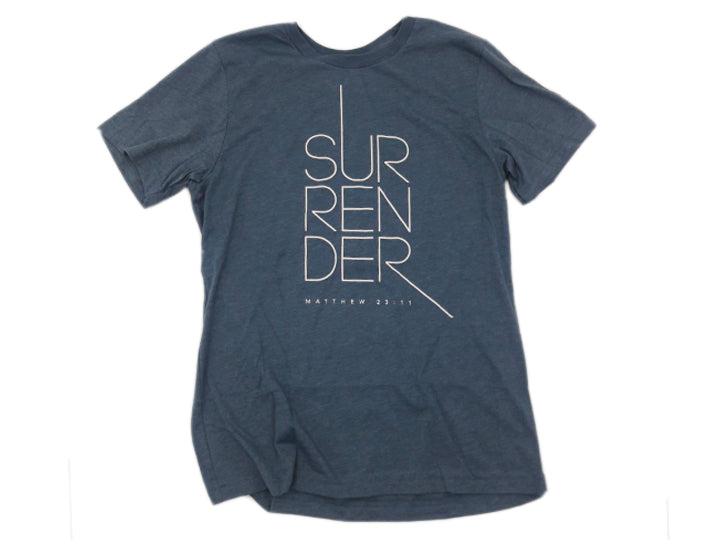 Surrender T-Shirt (Slate)