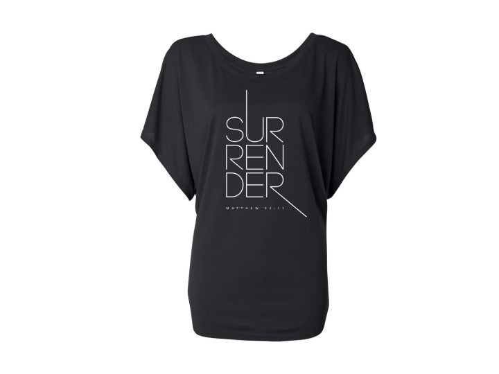 Surrender Ladies Shirt (Black)