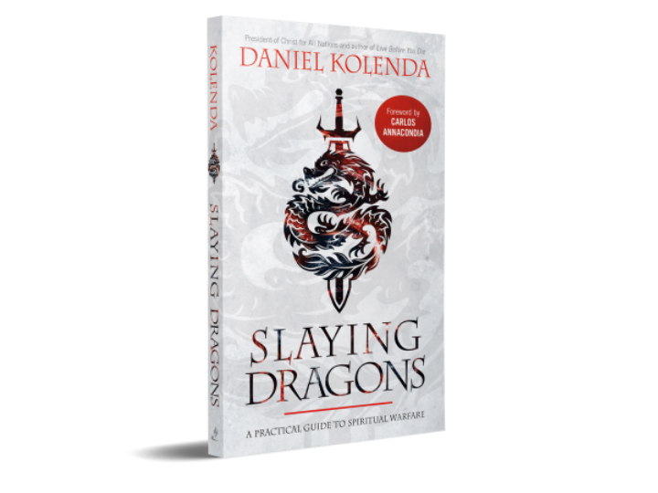 Slaying Dragons - Christ For All Nations Store - Christian Products