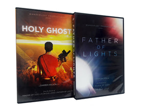 Holy Ghost (DVD) + Father of Lights (DVD) - Christ For All Nations Store - Christian Products