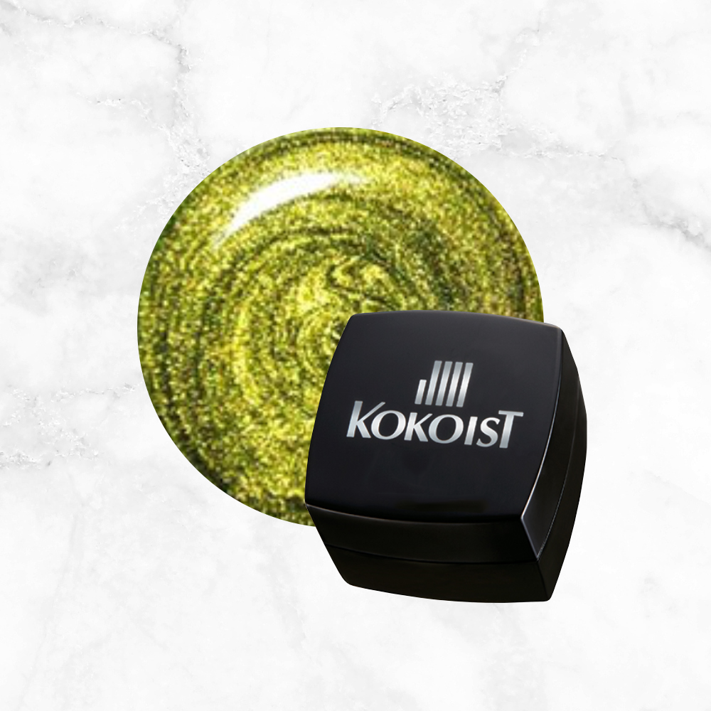 Kokoist Colour Gel - Vintage Metal Gold E-40
