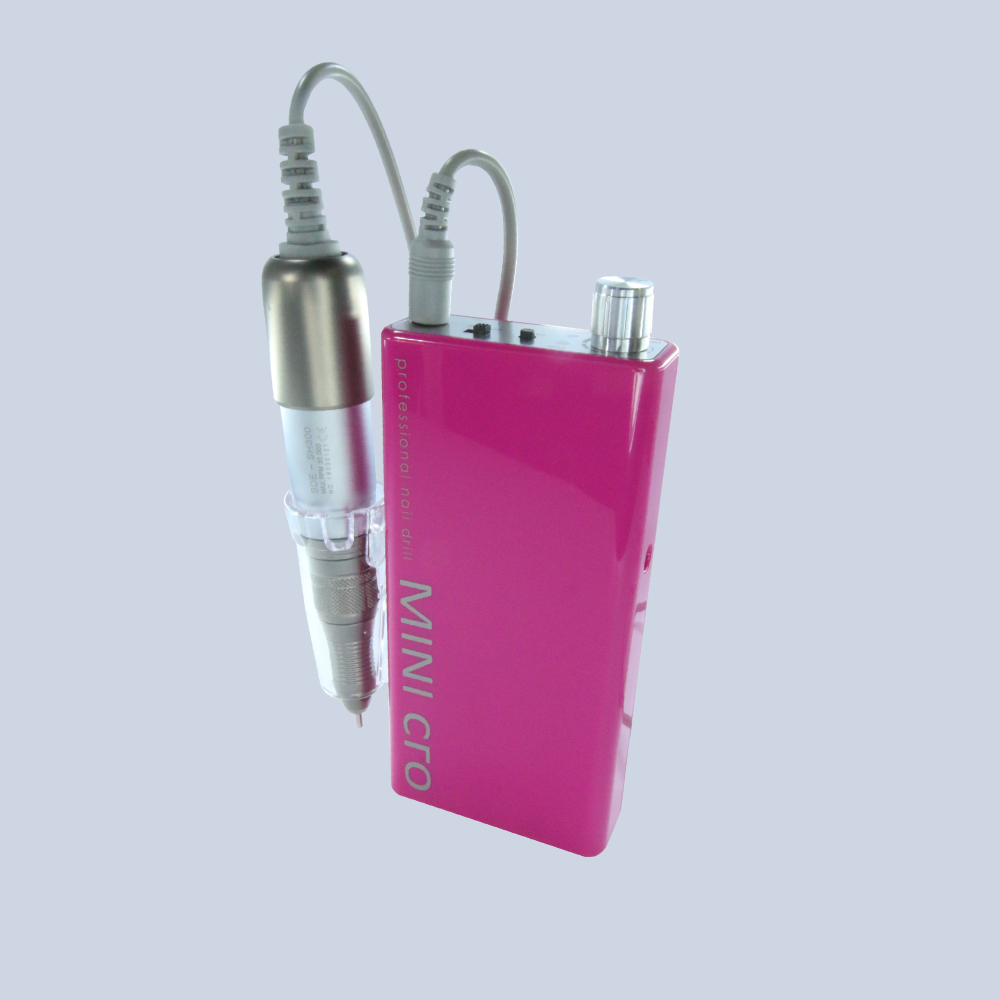 Saeyang Mini-Cro Portable E-file - Electric Pink