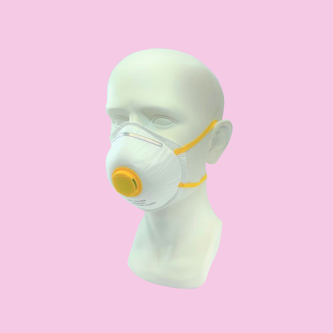 FFP3 Face Mask with Valve