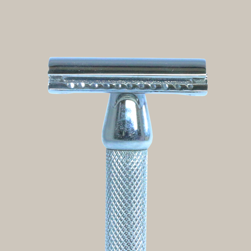 Double Edge Safety Razor Handle