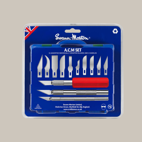 Swann Morton ACM Tool Set