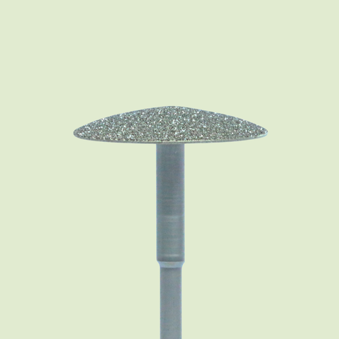 Diamond Bonded Bur - Umbrella Shaped