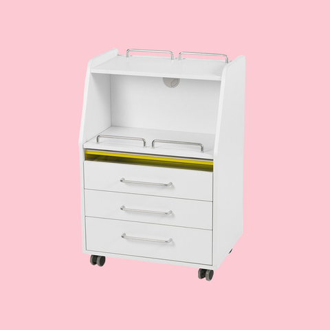 Medical Cabinet / Trolley with UV Drawer