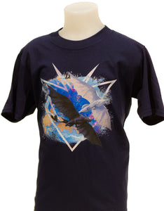 Toothless & Light Fury Kids T-shirt