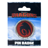 Dragons Pin Badge