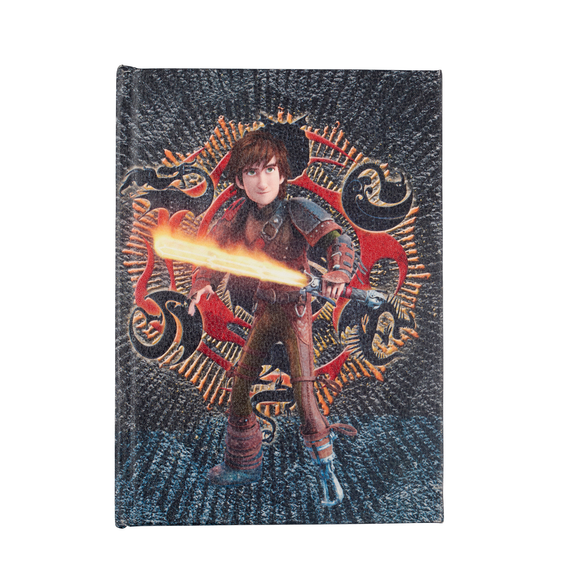 Light Up How To Train Your Dragon Notebook