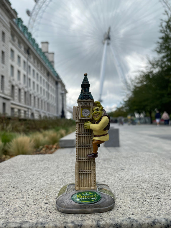 Shrek Big Ben Resin Figure