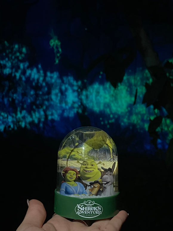 Shrek Snow Globe