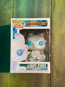HTTYD Lightfury POP! Funko Figure