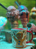 Gingy Sweets Mug with Spoon